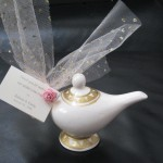 Our Wedding Favors: Ceramic Genie Lamps made in the Philippines