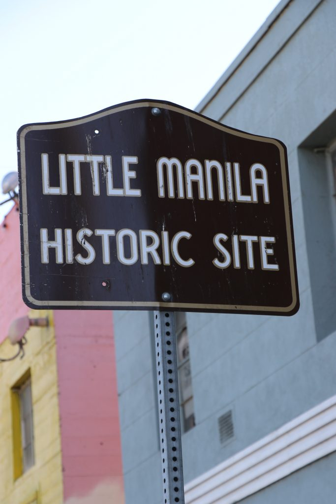 Little Manila - Stockton, CA